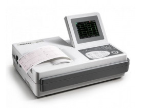 Eletrocardiógrafo ECG SE-3B Edan - 3 Canais e 12 Derivações Simultâneas