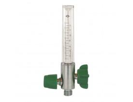 Fluxômetro 0-15 LPM Fêmea para O2 Protec Cód. 04042