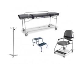 Kit de Móveis Para Sala de Exames de Ressonancia Magnetica