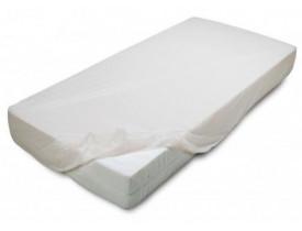 Lençol Impermeável Siliconizado com Elástico para Colchão de Solteiro - Senior Care