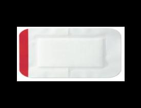 Leukomed T Plus Curativo Filme Transparente + Pad Estéril 10cm X 25cm - Curativo Pós Operatório -Impermeável