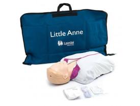 Little Anne Laerdal Manequim de Treinamento Real em RCP 120-01050