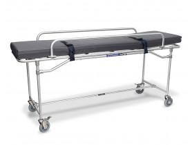 Carro Maca para Sala de Ressonância Magnética - Obeso - Cap. 230 Kg