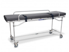 Carro Maca para Sala de Ressonância Magnética Cap. 150Kg
