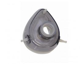 Máscara Silicone para Reanimador Ambu e Anestesia Infantil Nº 3 - Protec