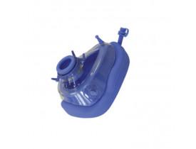 Máscara com Coxim Inflável de Silicone nº 4 para Anestesia e Reanimação - Protec