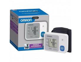 Monitor de Pressão Arterial de Pulso HEM-6124 Omron .