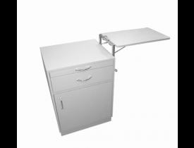 Mesa de Cabeceira Luxo com Refeição Acoplada
