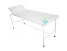 Mesa para Exame Clínico Obeso Maca Fixa Leito 80cm - Cap. 200Kg