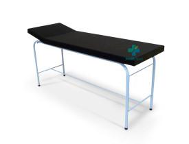 Mesa para Exame Clínico Obeso Maca Fixa Leito 70cm - Cap. 180Kg