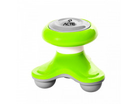 Mini Massageador Corporal - Acte Sports - Verde T150-VR