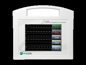 Monitor Multiparamétrico VET - DL900