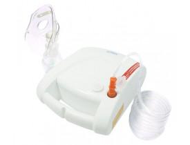 Inalador e Nebulizador Nebcom V Branco G-Tech Superflow 2 Máscaras