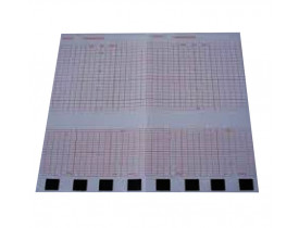 Papel para Cardiotocógrafo GE Corometrics 4305 152x90 - Bloco com 160 fls