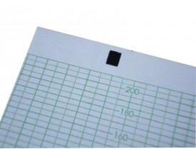 Papel para Cardiotocógrafo Toitu MT516 152x150 com 200fls
