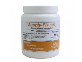 Pasta para EEG Creme Condutor Suplly-Fix *Disk Fix Nova Embalagem