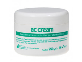 Pasta AC Cream Condutiva e Adesiva para EEG Mapeamento Cerebral Polissonografia e ENMG