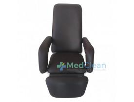 Poltrona Reclinável Hospitalar Descanso e Acompanhante MCP12A - Capacidade 150kg