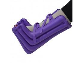 Posicionador Inflável para Pé Calcanhar e Panturrilha para Prevenção de Escaras