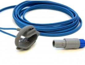Sensor de Oximetria Choice Redel 6 Pinos Reutilizável - Neonatal Y