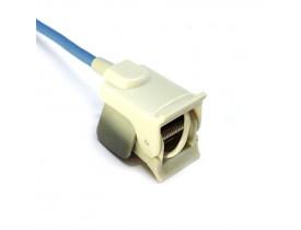 Sensor de Oximetria Moriya M1000 Pediátrico Reutilizável - Compatível