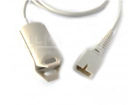 Sensor de Oximetria MD UT100, Rossmax PB100 para SA210 Adulto Compatível