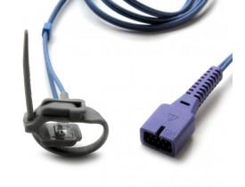 Sensor de Oximetria Guthen 700, 1000, 1200 Imftec Neonatal Compatível