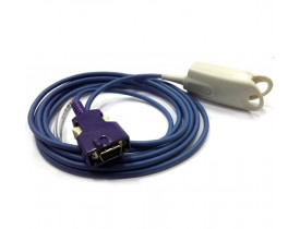 Sensor de Oximetria Nellcor Oximax Doc 3M Adulto Compatível