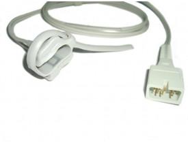Sensor de Oximetria Neonatal compatível com Bionet BM1, BM3, BM3 Plus *Uso com Pré-cabo Extensor