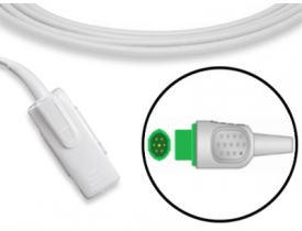 Sensor de Oximetria Bionet Clipe Adulto Compatível