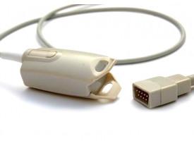 Sensor de Oximetria Protec - Adulto Clipe Compatível