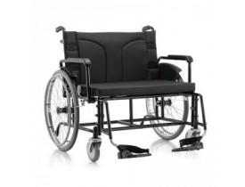 Cadeira de Rodas Super Big - Jaguaribe - Capacidade 250 Kg