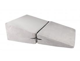 Travesseiro Rampa Anti Refluxo Dobrável Relaxmedic Dr Coluna