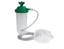 Umidificador Master 400 ml O2 PP Com Extensor e Máscara - Protec