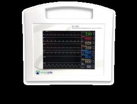 Monitor Multiparamétrico com Capnografia - DL1000