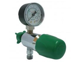 Válvula Reguladora de Pressão para Rede Oxigênio O2 Protec