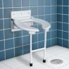 Assento Sanitário Dobrável Para Box Banheiro SIT BOX VI