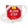 Curativo Estancamento de Sangue - Bege - 500 Unidades -  Blood Stop